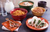 Hoe maak je een authentiek Mexicaans Buffet