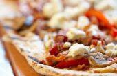 Hoe lang kun je Pizza deeg vóór het bakken?