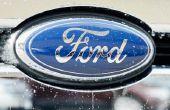Het opnieuw instellen van een Ford Freestar sleutel Transponder