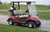 Hoe om te kiezen tussen een elektrische golfkar of Gas
