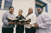 Ideeën voor volwassen Bijbel Games