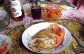 Wat zijn de Staple Foods van Rusland?