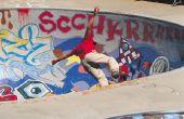 How to Build een zelfgemaakte Concrete kom voor skateboarden