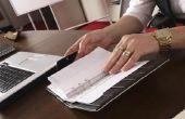 Hoe maak je een adresboek in Excel