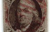 Prijs gids voor postzegels van de Verenigde Staten