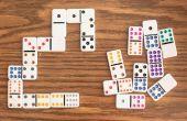 Hoe te spelen van Domino's met kinderen