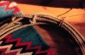 Hoe te Tie samen traditionele & Decor van het huis van de Cowboy
