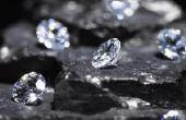 Verschillen tussen Smokey Quartz & zwarte diamanten