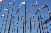 Hoe om een vlag van een ander land