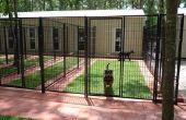 Hoe te bouwen van hond Suites, een modern alternatief voor boarding kennel