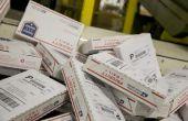 U.S. Postal Service prioriteit Mail Regulations