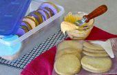 Hoe moet ik de suiker Cookies bewaren na het bakken?
