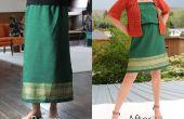 How to Style een rok als een jurk