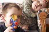 Het plannen van leuke activiteiten voor kinderen