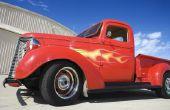 Hoe kiest u een nieuwe kleur voor een vrachtwagen