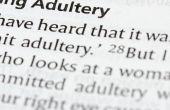 Zegt de Bijbel om het even wat over het vergeven van overspel?