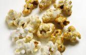 Hoe maak je kaneel Popcorn