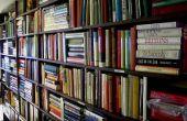Hoe te beginnen een kleine bibliotheek
