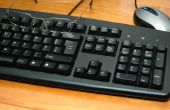 Het gebruik van het toetsenbord om mijn Computer te starten