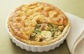 Hoe voor te bereiden van bevroren Pot Pie