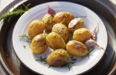 Wat gaat goed met geroosterde aardappels?