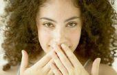 Hoe te identificeren van de mond zweren