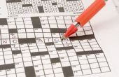 Hoe maak een kruiswoordpuzzel voor School
