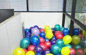 Hoe maak je een ballon keten