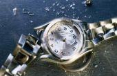 Hoe te recyclen oude horloges