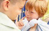 Rechten van een minderjarige in belastering van karakter op een kind