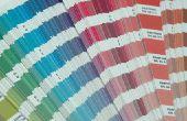 Hoe om te controleren of een PDF-bestand een kleursysteem