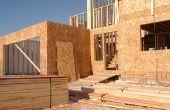 Risico's bij de opbouw van uw eigen huis