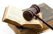 Hoe werkt een bevel in het werk van een echtscheiding?