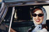Hoe maak je een blik van de jaren 1950