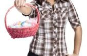 Ideeen voor tiener Pasen manden