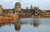 Hoe krijg ik een visum van de Cambodjaanse reis