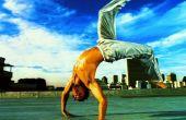 Technieken in Capoeira