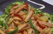 Kan u nog steeds Cook groene paprika's als ze zijn gerimpeld?