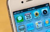 Hoe te spelen een E-mail bijlage met een iPhone