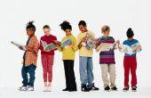 Lezing zelfbeoordeling Checklist voor kinderen