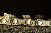 Gemakkelijke manier om de keten op een Remington kettingzaag