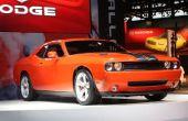 Het aanpassen van een Dodge Challenger