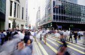 Manieren om te bepalen van de bevolkingsgroei