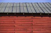 How to Paint een gegalvaniseerde metalen dak met Sherwin Williams
