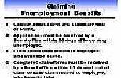 Hoe Claim per werkloosheidsuitkeringen met behulp van een Computer