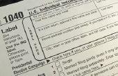 Hoe berekenen & verslag kapitaal krijgt belastingen aan de belastingdienst