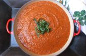 Hoe maak je tomatensaus van verse tomaten
