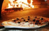 Functieomschrijving voor een chef-kok van de Pizza