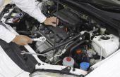 Symptomen van een Vacuum lek in een auto