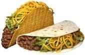 Hoe om te verwarmen Taco schelpen